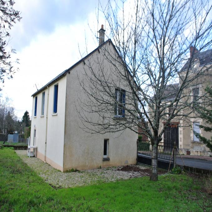 Offres de vente Maison Le Pont-Chrétien-Chabenet (36800)