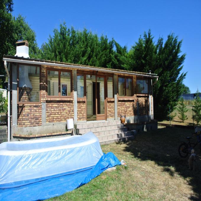 Offres de vente Terrain Cuzion (36190)