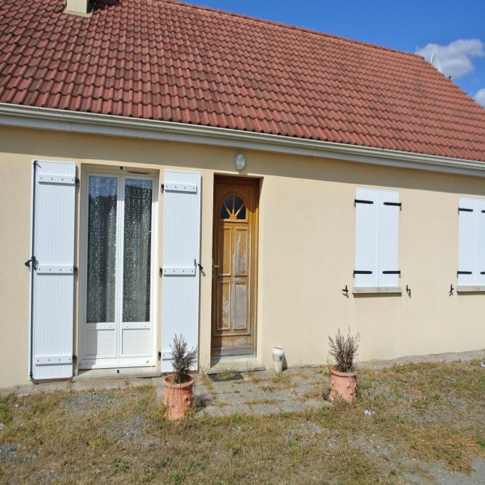Offres de vente Maison Badecon-le-Pin (36200)