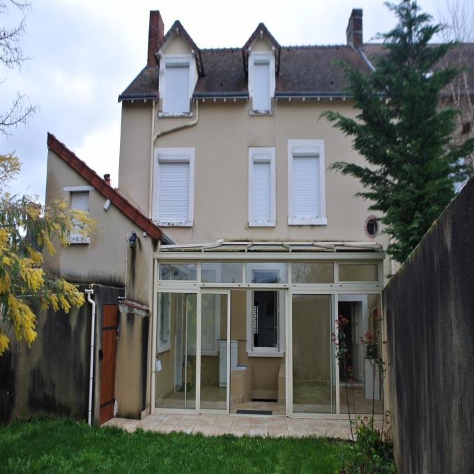 Offres de vente Maison Orsennes (36190)