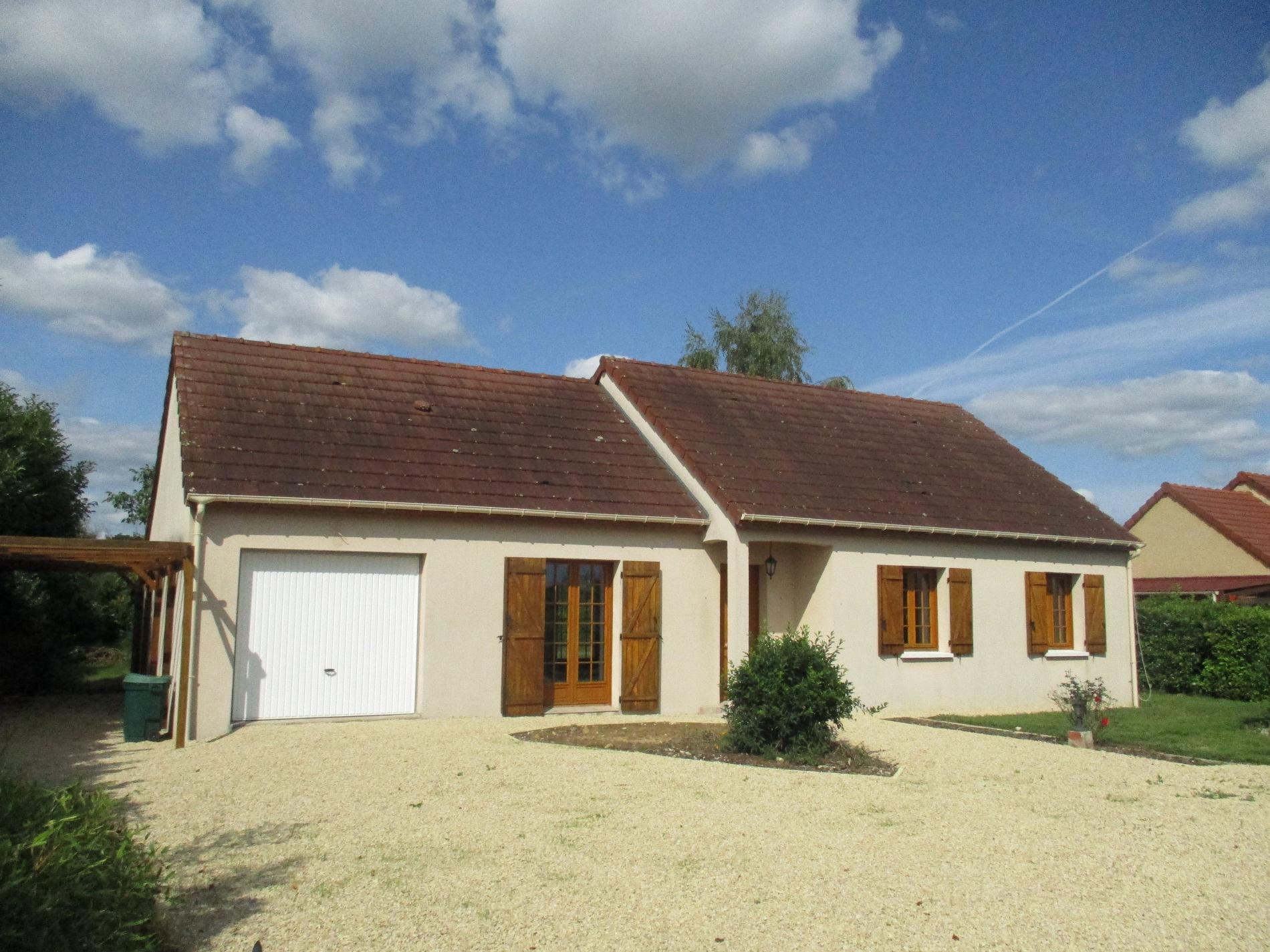 Offres de location Maison Mauvières (36370)
