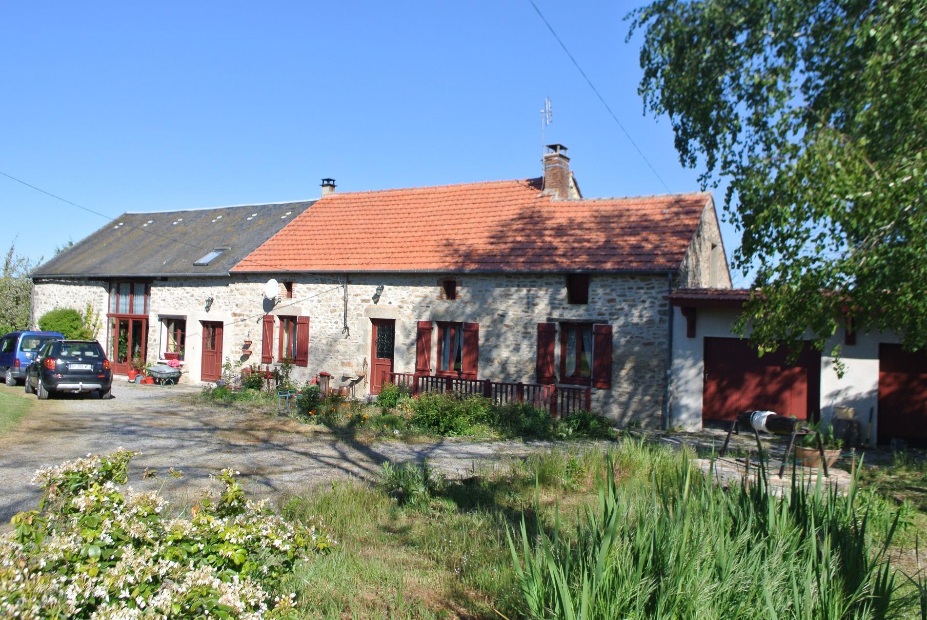 Offres de vente Maison Mouhet (36170)